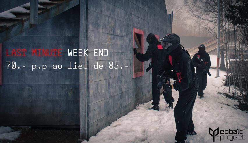 Last minute week end for Week end last minute
