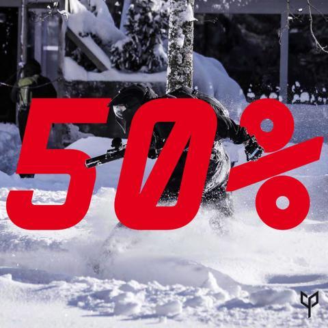Cobalt Walk-In Offre de fou de -50%!