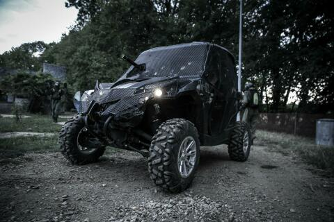 Les véhicules Cobalt Project c'est