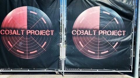 Derrière le portail clos de Cobalt