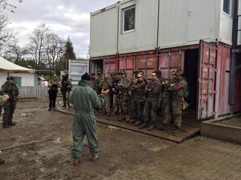 Cobalt Project tactical training
