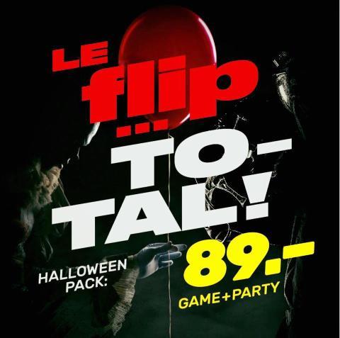 Le flip!