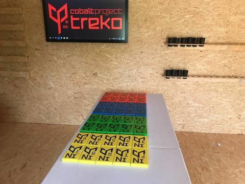 Cobalt Project TREKO (Belgique) en phase finale de chargement