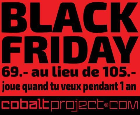 Va vite sur www.cobaltproject.com