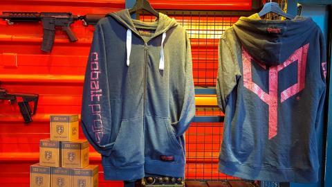 Nouveaux Hoodies aux couleurs de la République disponible dans notre boutique
