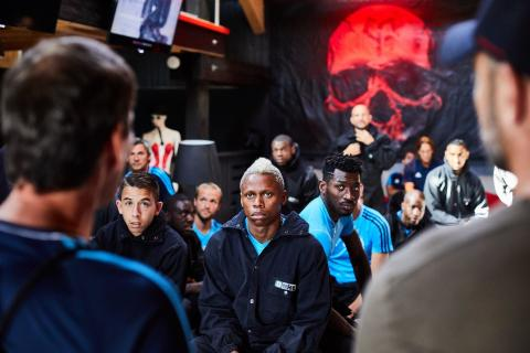 Un grand merci à Olympique de Marseille d'avoir pensé à nous pour...