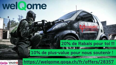 Cobalt Project est disponible sur la plateforme Welqome!!!