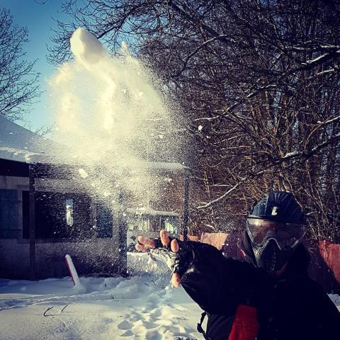En hiver l'impact des boules de neige en jeu compte autant que celui des...